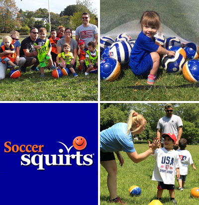 Parent & Me Soccer Squirts