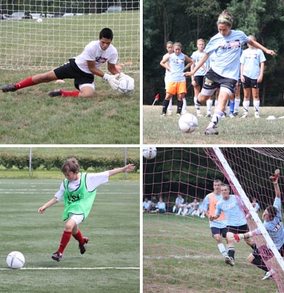 Soccer NetBursting Classes & Camps
