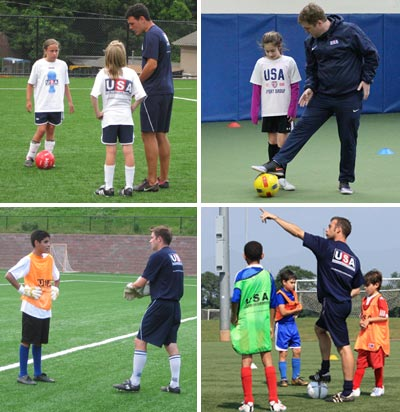 Soccer Private Lessons & Small Group Training