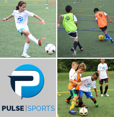 Pulse Premier Soccer Camps