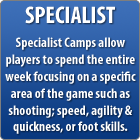 Specialist Camps