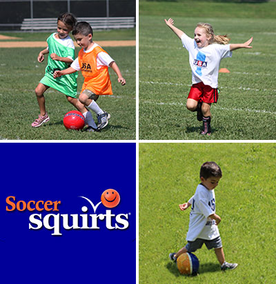 Soccer Squirts Classes & Camps