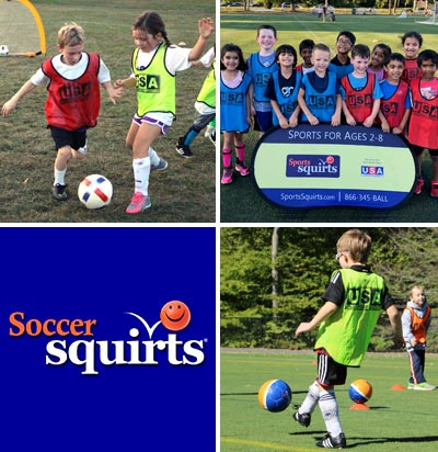 Senior Soccer Squirts Classes & Camps