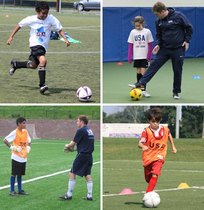 Soccer 1-on-1 Camps